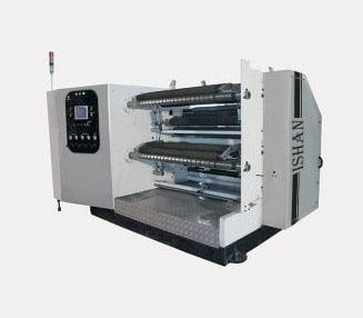 Manufacturer of Center Slitting Machine in Ahmedabad, Gujarat