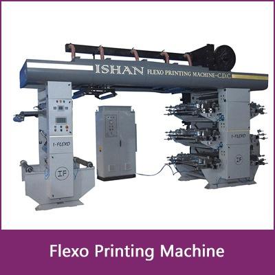 No.1 Flexographic Printing Machine Manufacturer, Wholesaler & Distributor in Agra, Uttar Pradesh