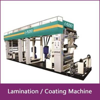 Solvent Less Lamination Machine in Solapur, Maharashtra