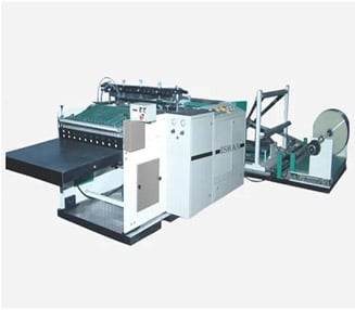 Exporter, Supplier & Manufacturer of Side Sealing Bag Making Machine