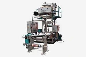 2 color flexo printing machine Manufacturer in indore, Madhya Pradesh