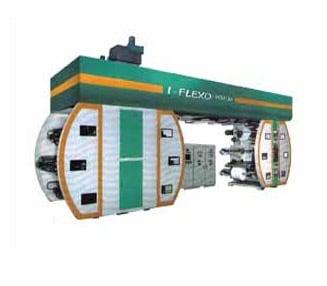 CI Flexo Printing Machine Manufacturer, Supplier , wholesaler & Exporter in Nagpur, Maharashtra