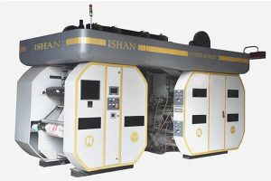 Leading CI Flexo Printing Machine Manufacturer in Ahmedabad, Gujarat