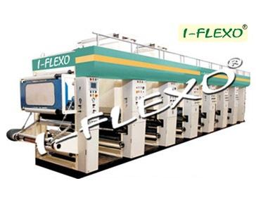 Rotogravure Printing Machine Supplier & Exporter in Patna, Bihar