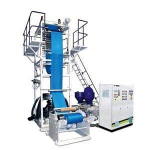 Blown Film Extrusion Machine : Manufacturer, Supplier & Exporter in Jamnagar, Gujarat